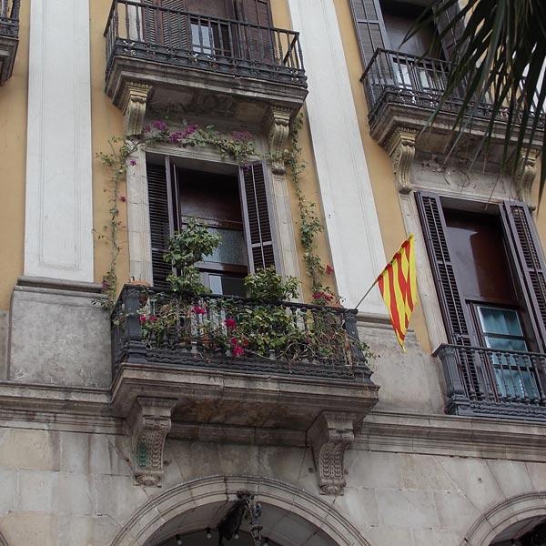 Stolze Katalanen