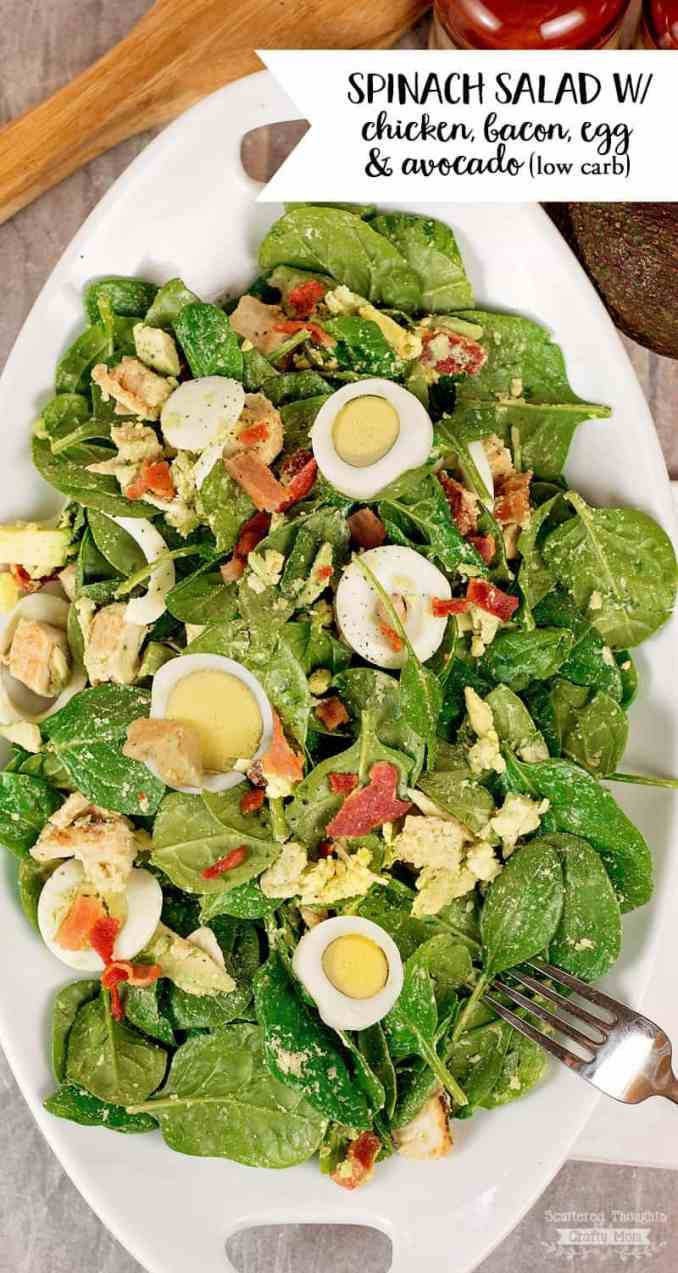 18 Summer Salad Recipes - Scattered Thoughts of a Crafty
