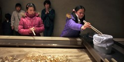Japanese cremation ashes rituals