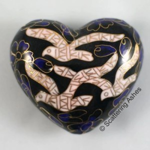ashes keepsake cremation urn