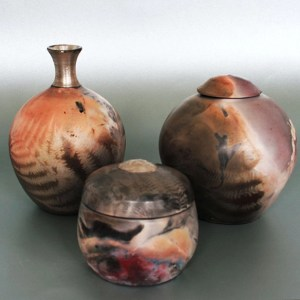 Keepsake Saggar Ceramic Urns
