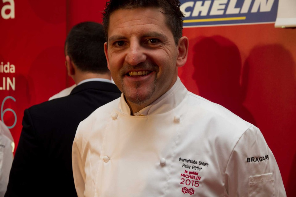 Peter Giltler chef