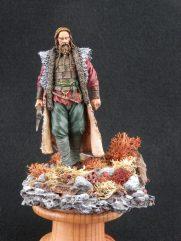 Wikinger Jarl Anno 870 - Figur von Art Girona 70 mm