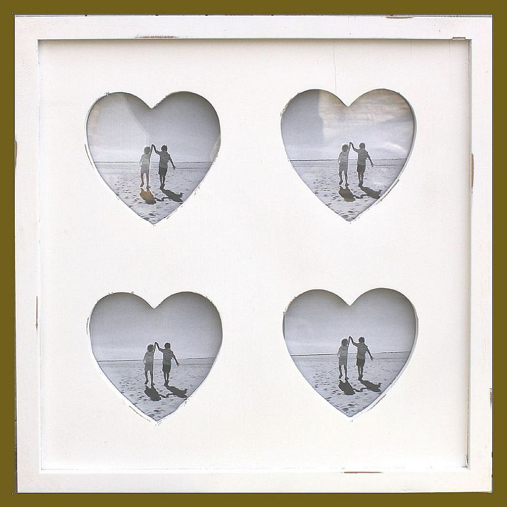 large cream multi photo frame   Siteframes.co