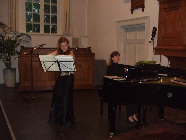 Tosca en Helena concerteren in meesterlijke combinatie