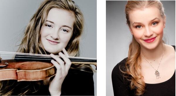 Noa Wildschut (viool) & Elisabeth Brauss (piano) – Kamermuziek van Schubert, Saint-Saëns en Franck –