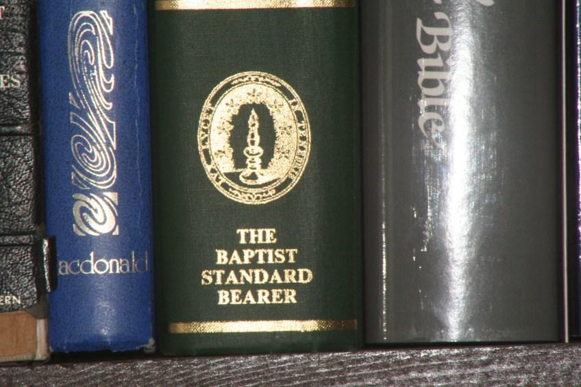 Baptist Standard Bearer