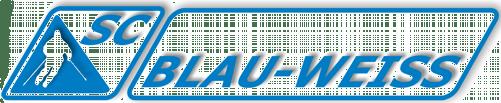 Logo des SC Blau-Weiss