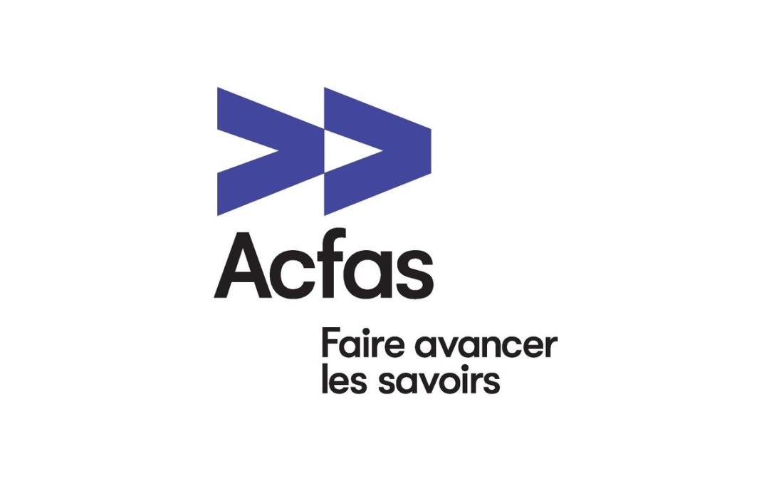 Les chargées et chargés de cours au congrès de l'ACFAS 2021