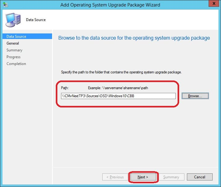 Deploy Windows 10 Enterprise using In-Place Upgrade | | System