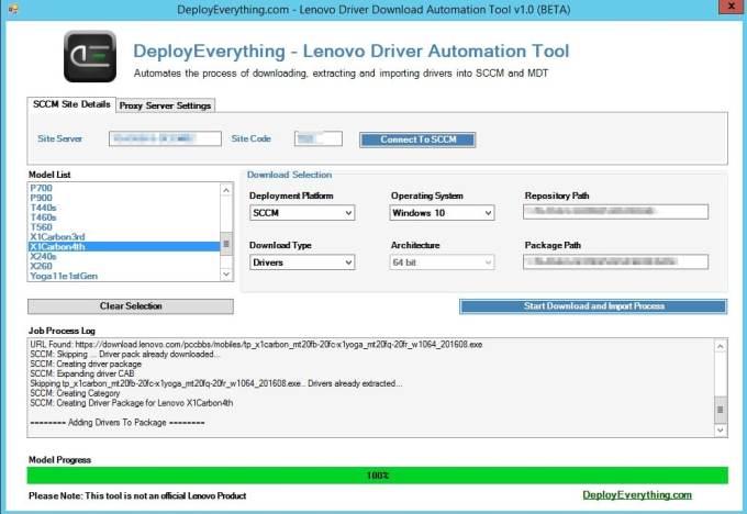 ⚡ Lenovo x250 driver pack windows 10 | Lenovo Driver Automation