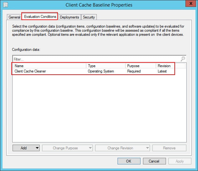 ConfigMgr Configuration Baselines – A Beginners Guide | | System