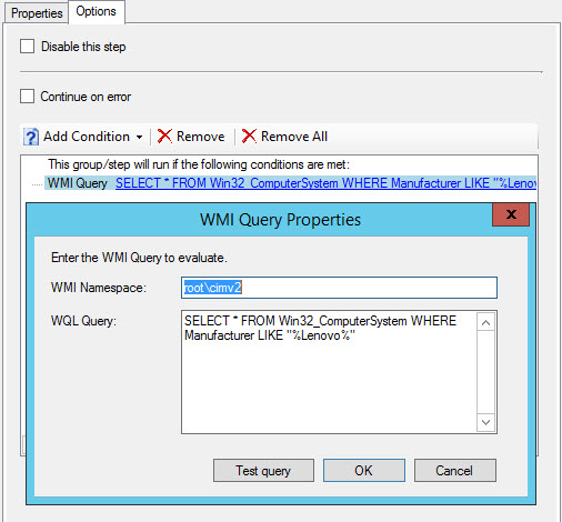 Modern BIOS Management | System Center ConfigMgr