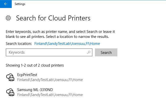 Deploy Hybrid Cloud Print | | System Center ConfigMgr