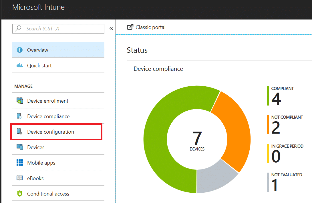 Certificate Deployment For Mobile Devices Using Microsoft Intune