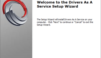 Modern Driver Management using Web Services during OSD with