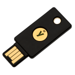 image of yubikey 5 nfc FIDO2 key