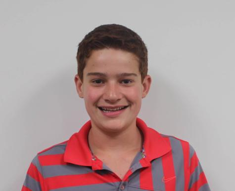 Freshman Jack Christian