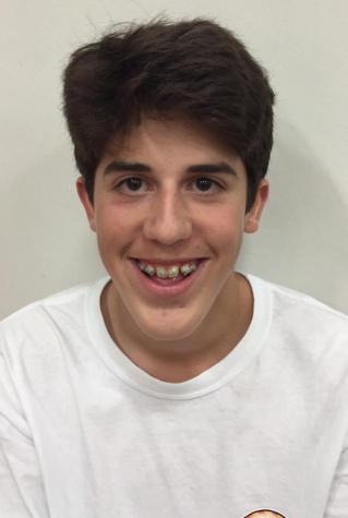 Freshman Bennett Sackheim