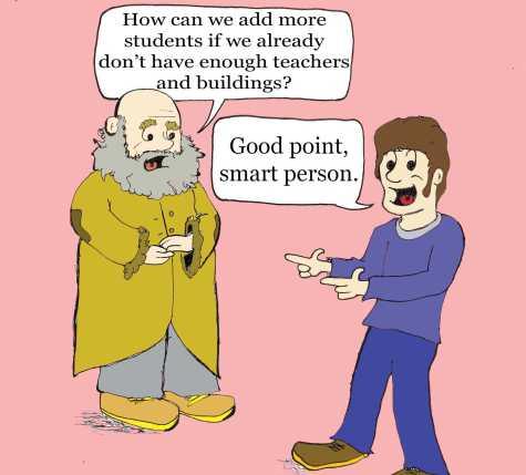 """Good point"""