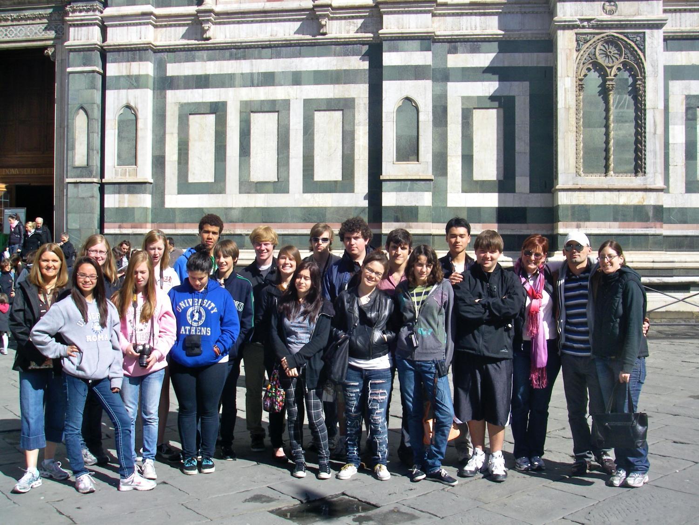 Dawdling at The Duomo