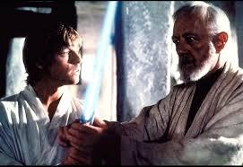 Luke est le personnage principal. Obi Wan est l'Influence Character. Il est aussi le Mentor dans d'autres théories que Dramatica.