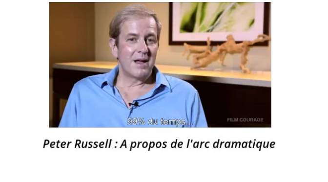 Peter Russell & l'arc dramatique