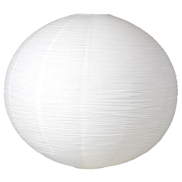 Ikea paper lamp shade