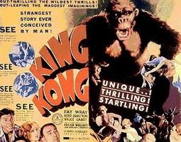 king kong 1933 poster