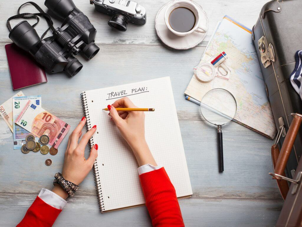 5 Simple Steps To Plan A Vacation