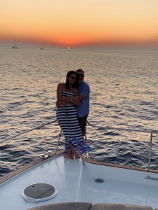 Sunset Cruise in Greece