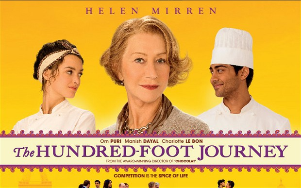 The Hundred-Foot Journey, Scenic Way Travel, Travel Movies