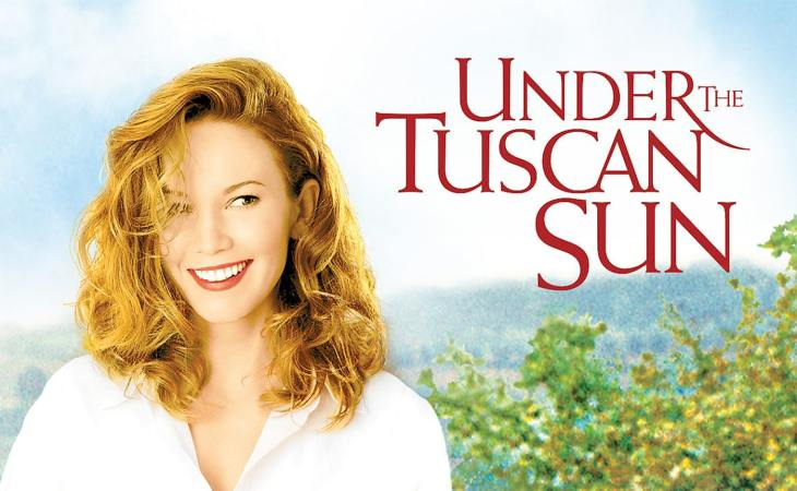 Under the Tuscan Sun, Scenic Way Travel, Travel Movies