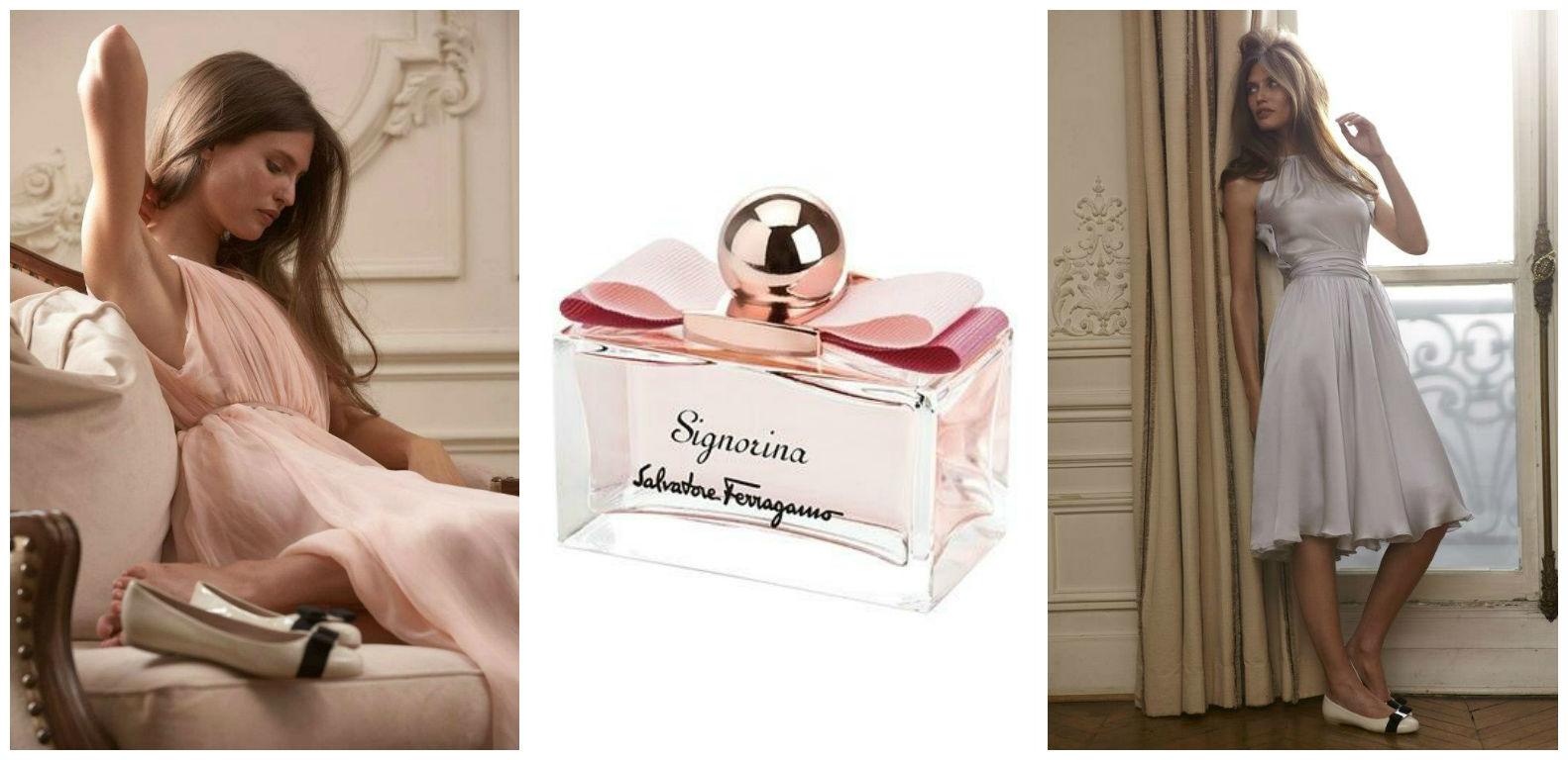 Perfume of the Day: Salvatore Ferragamo Signorina Perfume