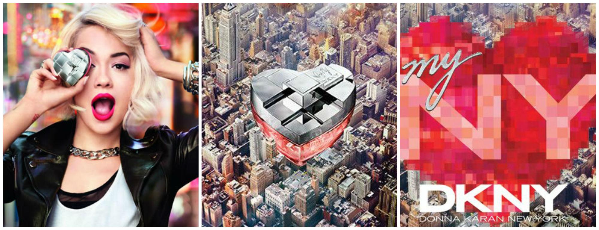 Perfume of the Day: DKNY My NY