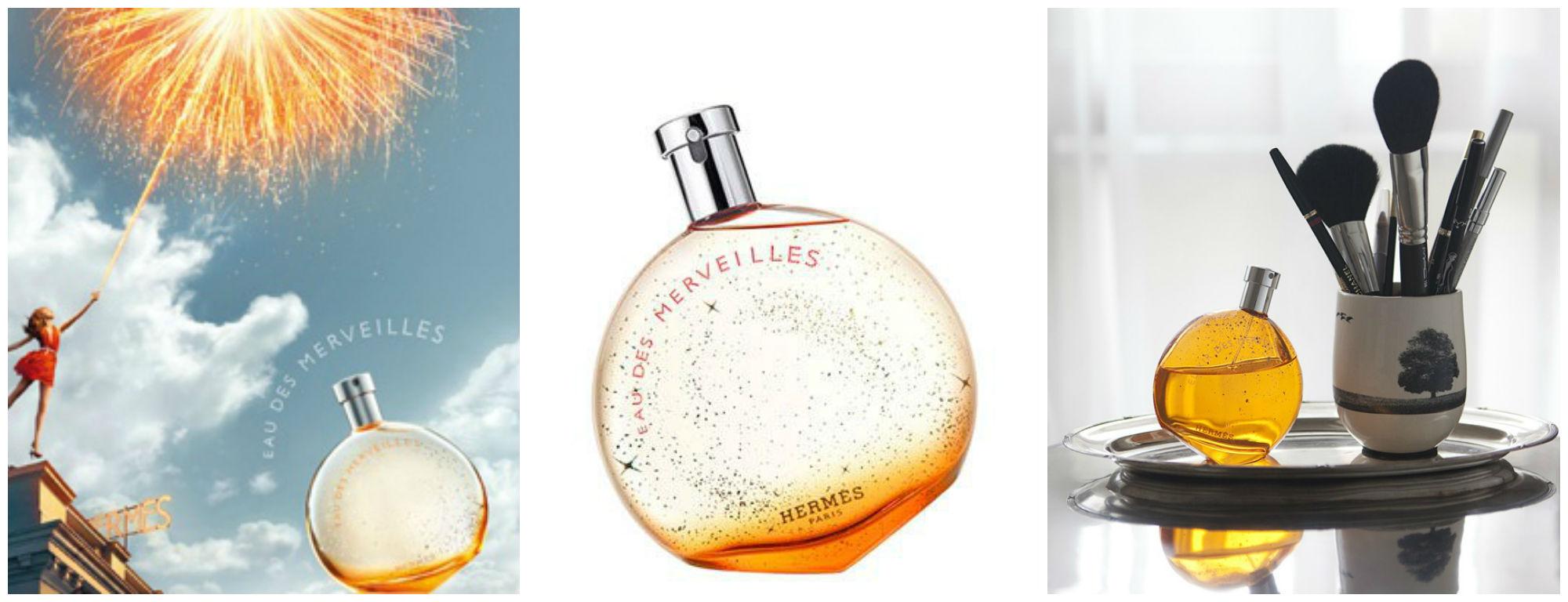 Perfume of the Day: Hermes Eau des Merveilles