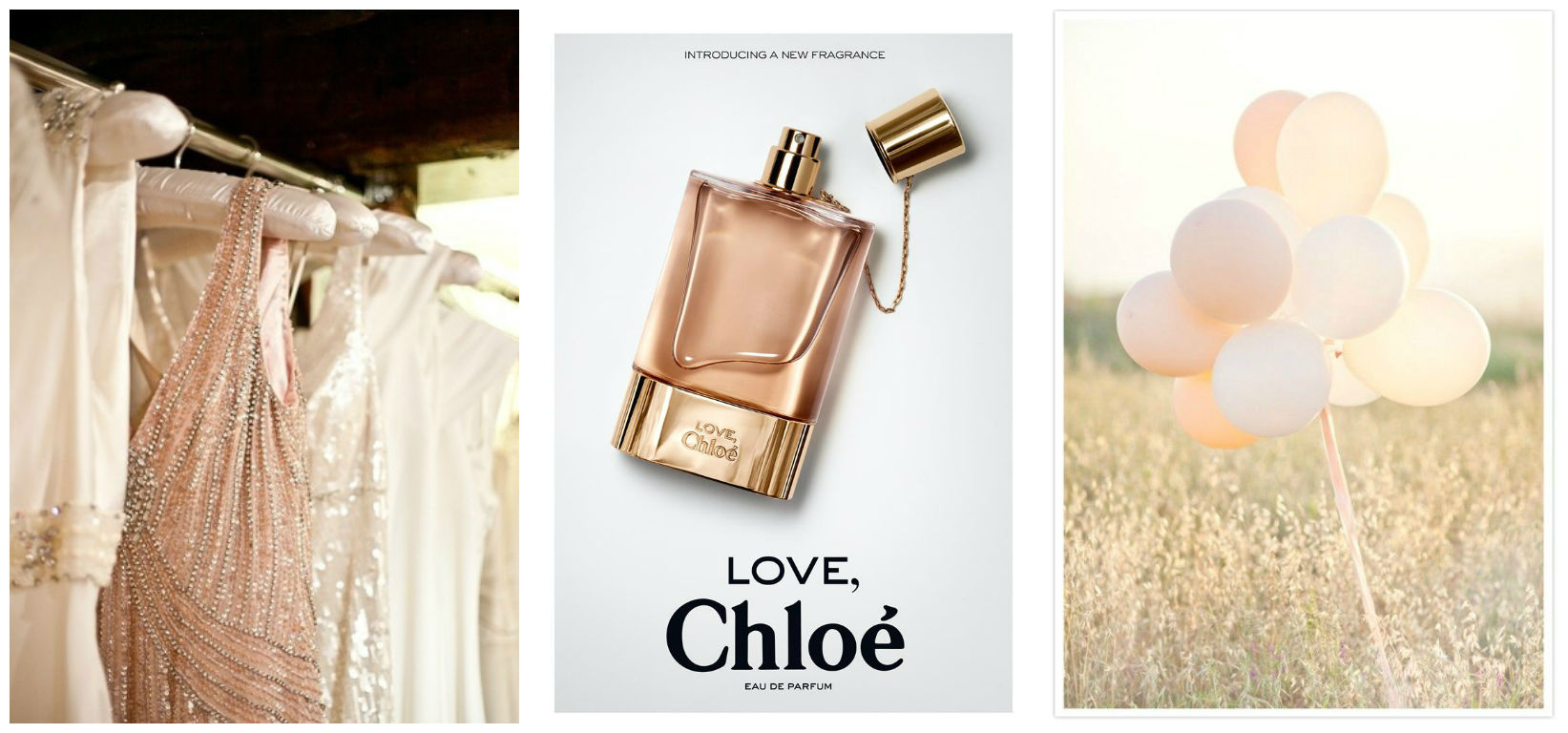 Perfume of the Day: Chloe Love Perfume