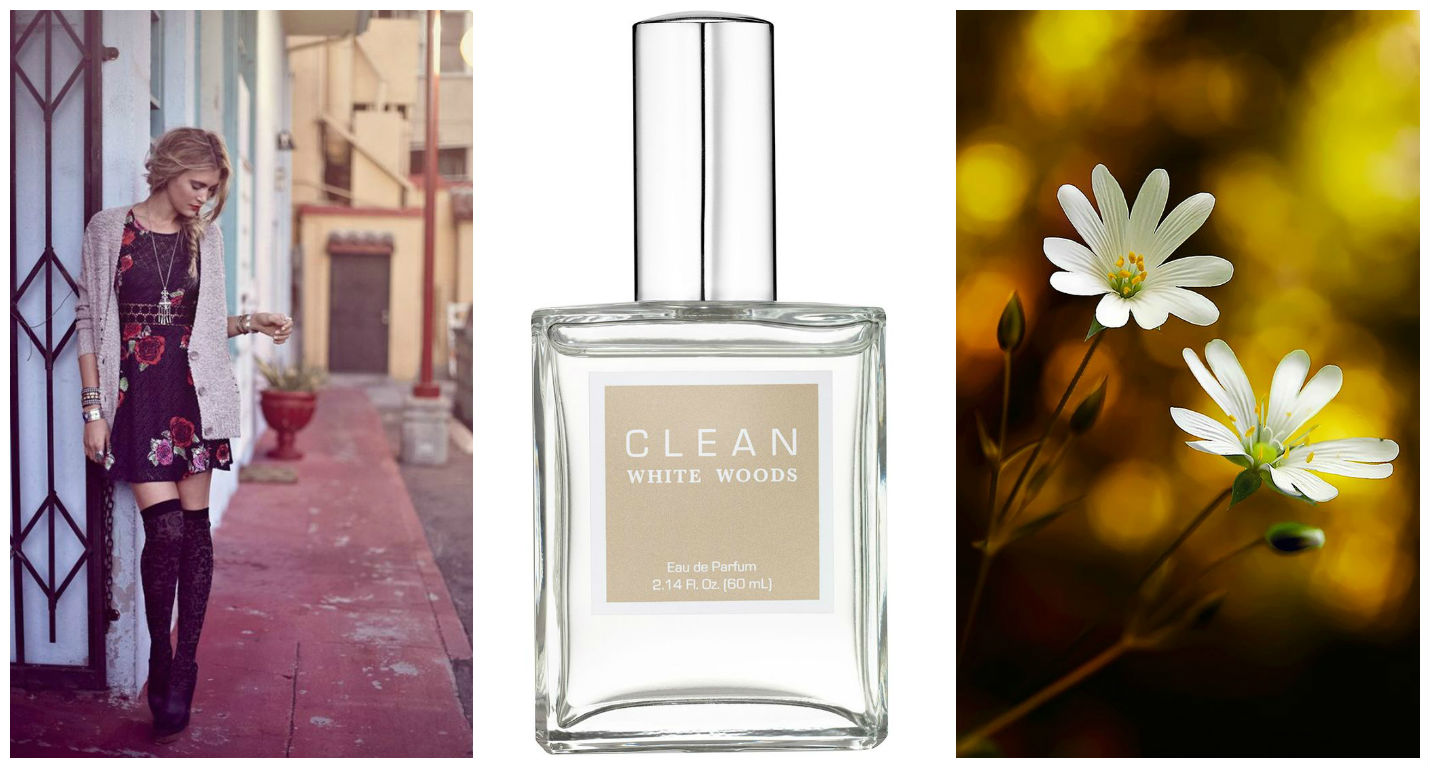 Clean White Woods Perfume Review