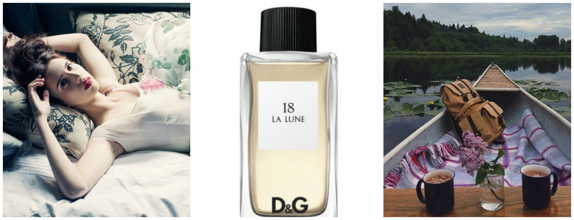 Perfume of the Day: Dolce and Gabbana 18 La Lune