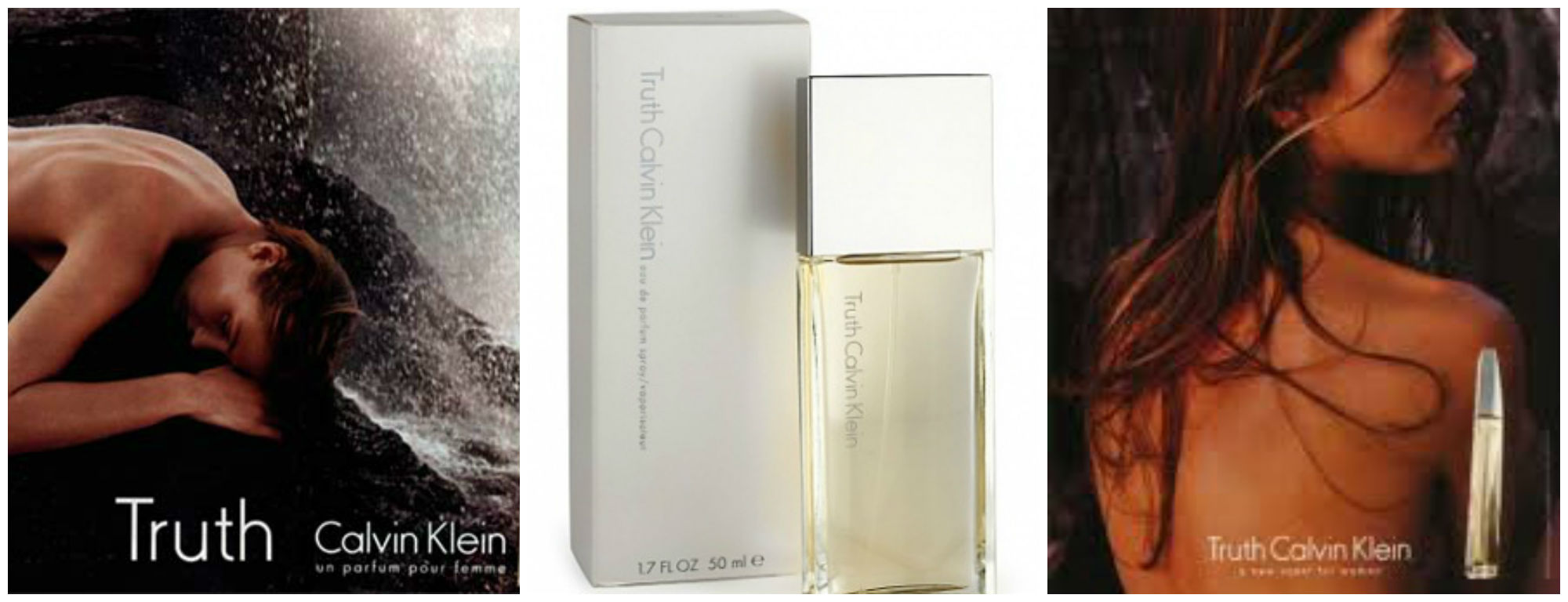 Perfume of the Day: Truth by Calvin Klein