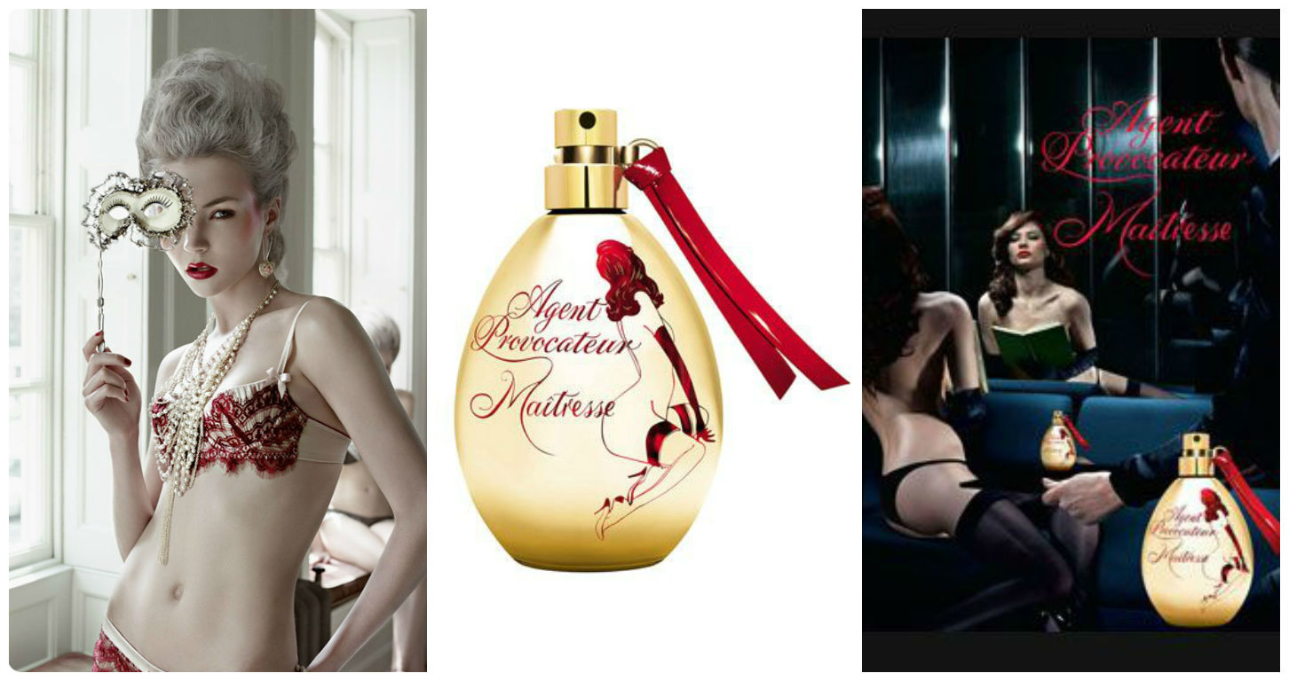 Perfume of the Day: Maitresse by Agent Provocateur