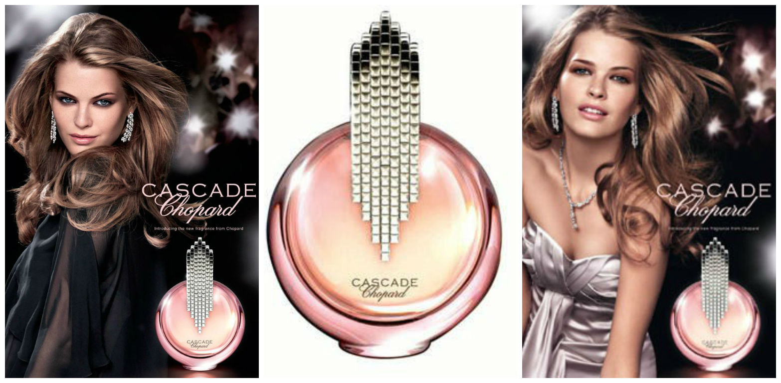 Perfume of the Day: Cascade by Chopard