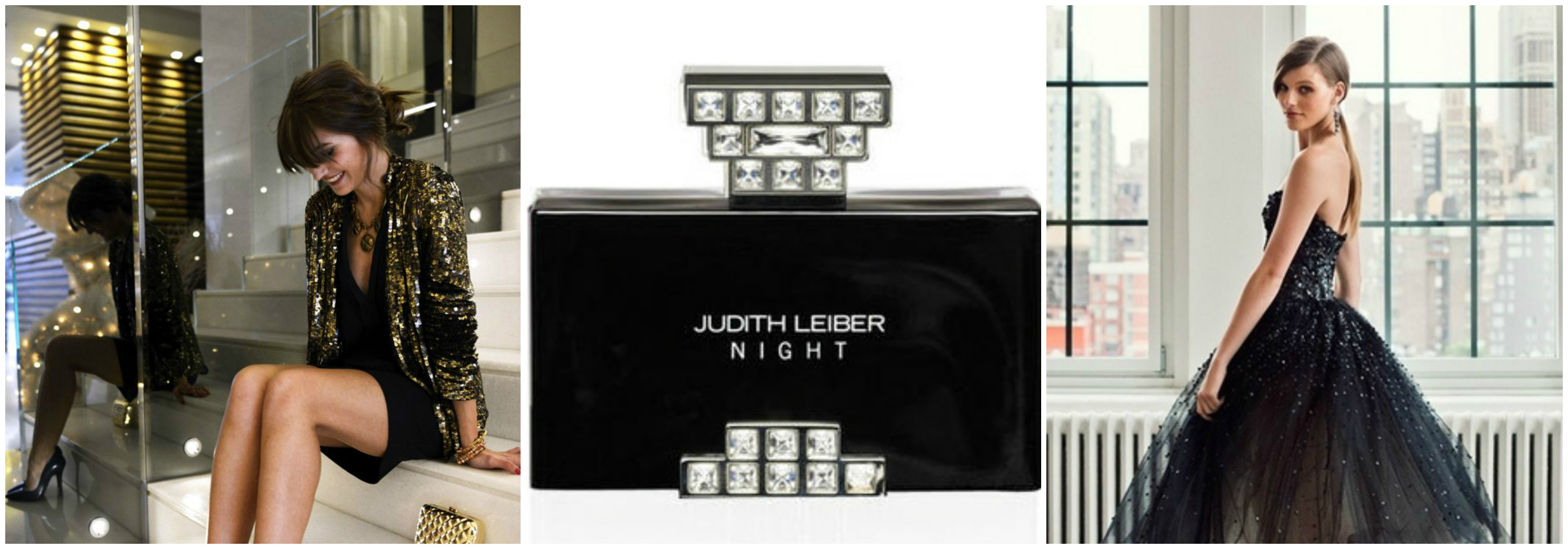 Perfume of the Day: Night by Judith Leiber