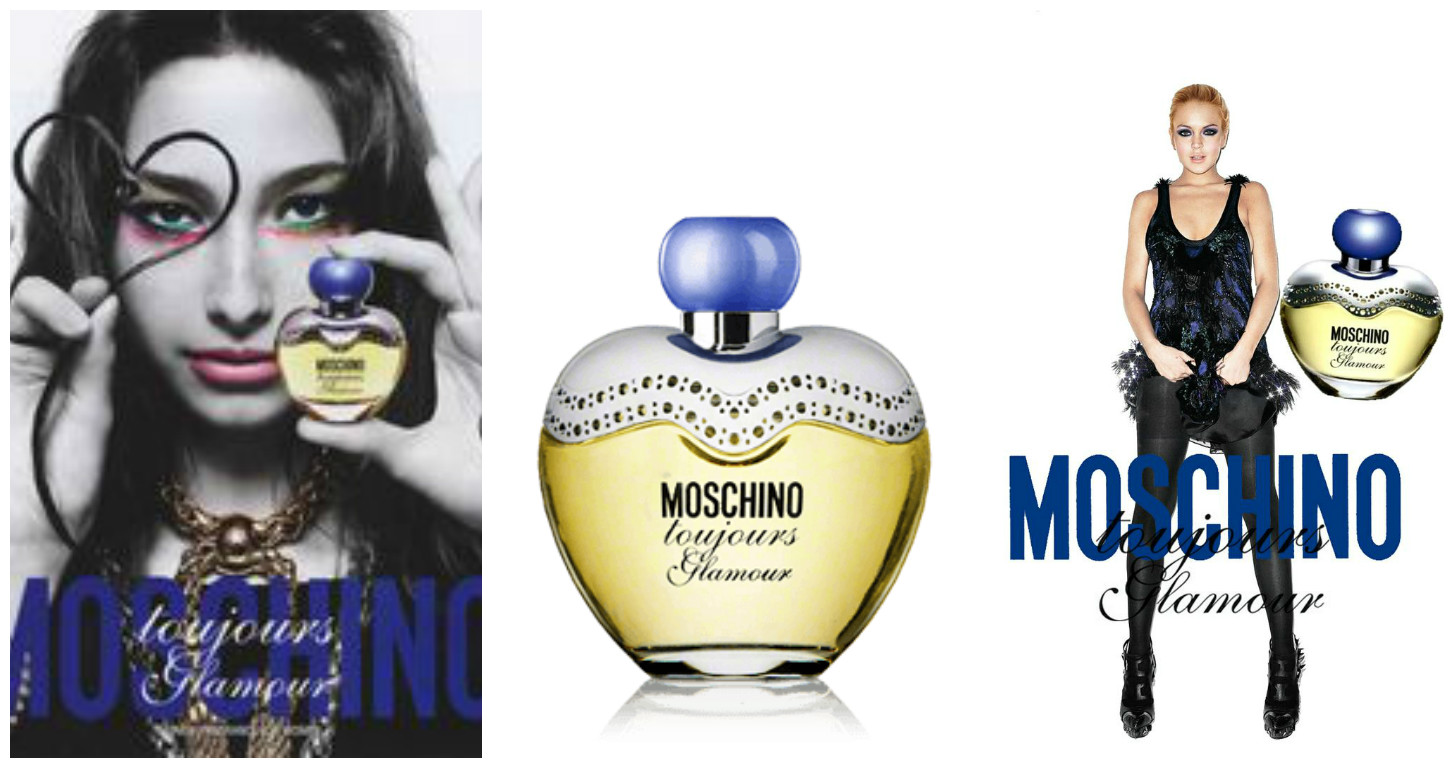 Perfume of the Day: Toujours Glamour by Moschino