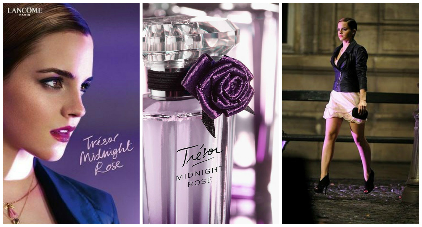Perfume of the Day: Tresor Midnight Rose by Lancome