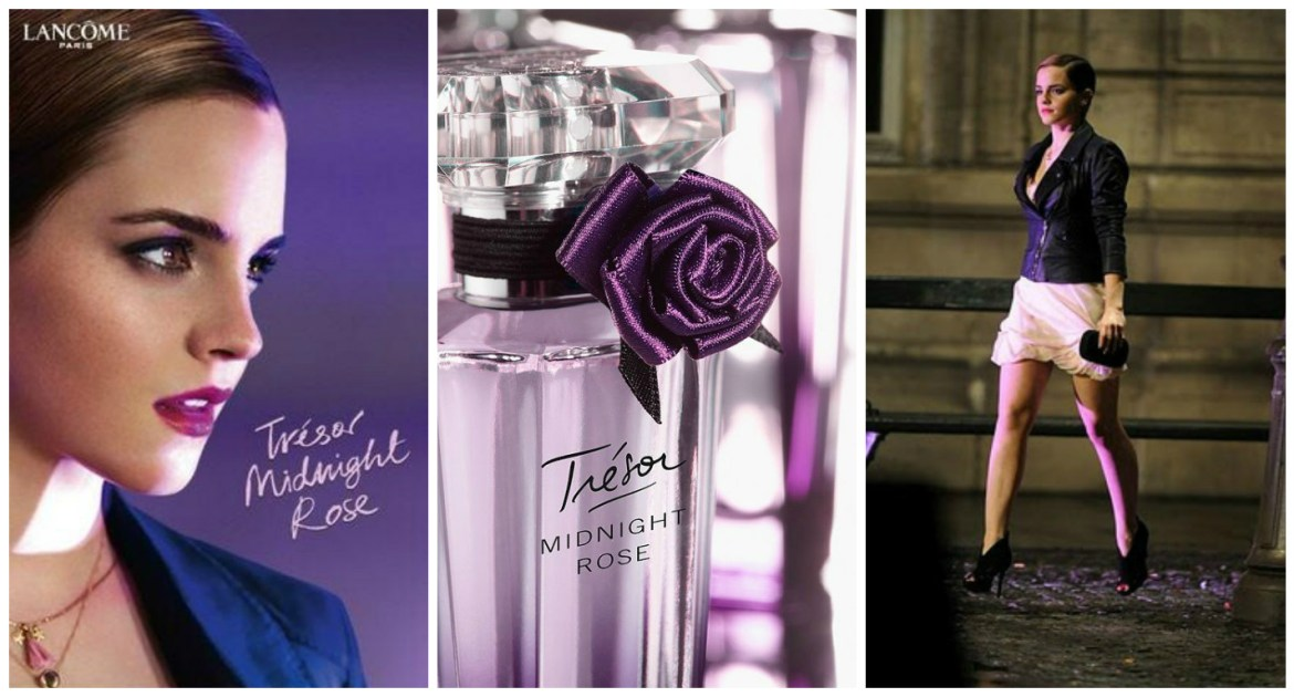 Tresor Midnight Rose Lancome Perfume