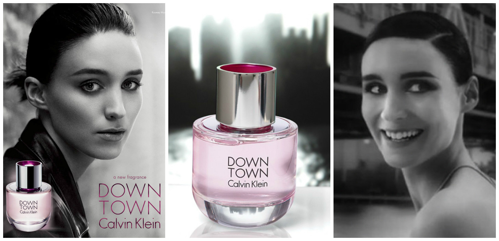 Perfume of the Day: Downtown by Calvin Klein