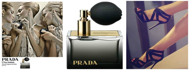 Prada L`Eau Ambree perfume review