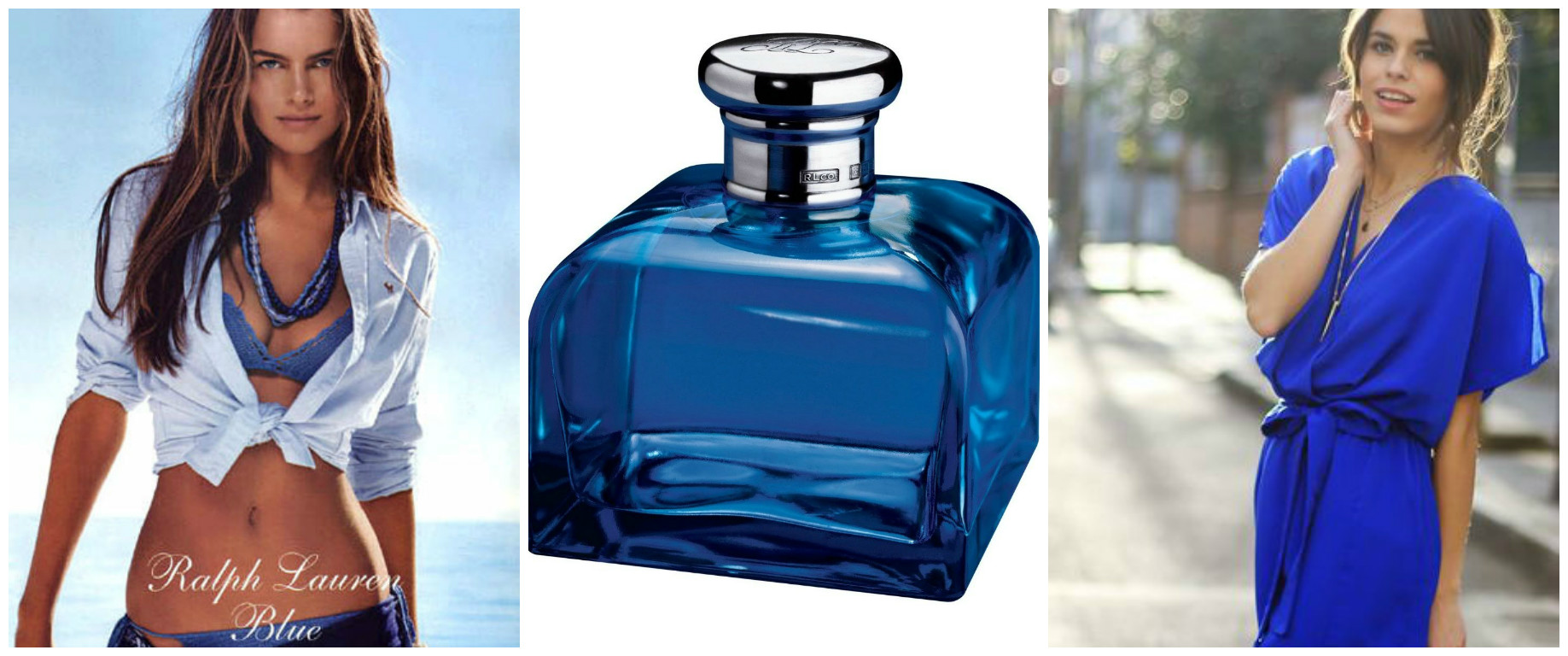 Perfume of the Day:  Blue by Ralph Lauren