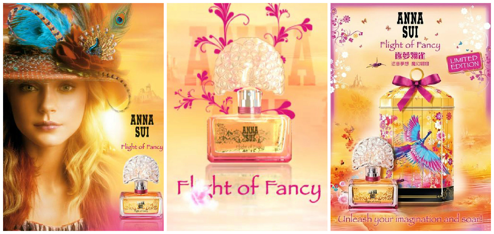 Anna Sui Flight of Fancy Perfume Review